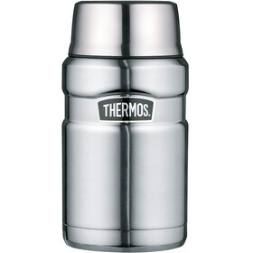 Thermos King Drinkfles 710ml zilver